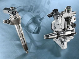diesel-komponenten